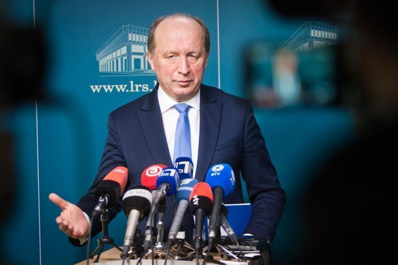 Premjeras negavo atsakymo, ar Lenkija dalyvaus elektrinės projekte