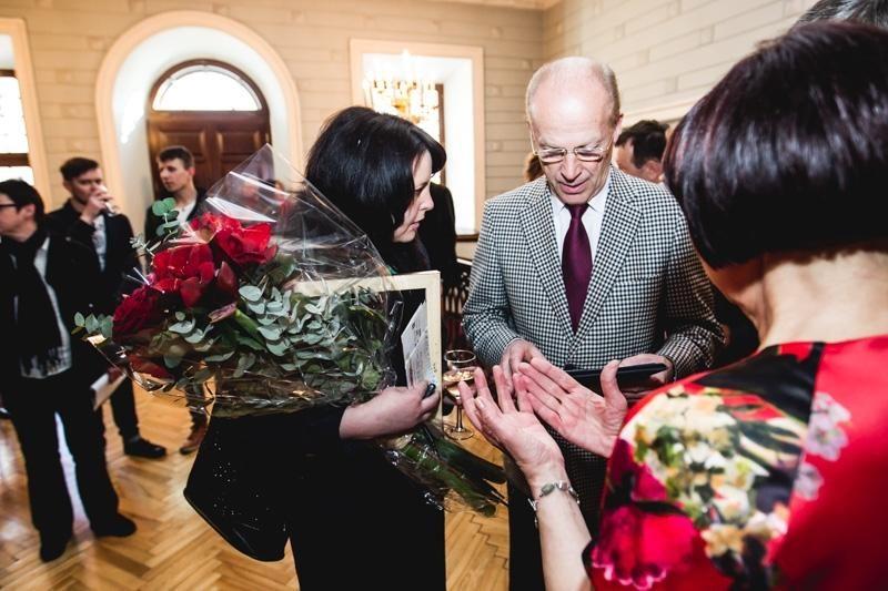 """Rotušėje nuaidėjo pirmieji festivalio """"Kaunas Jazz"""" akordai"""