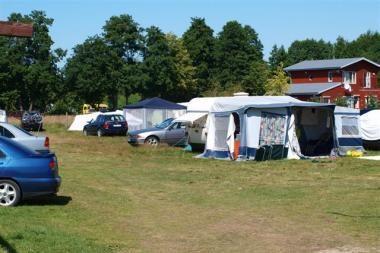 Palangoje išaiškintos nelegalios stovyklavietės