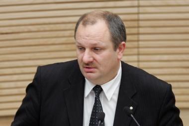 Opozicijos lyderis keisti Antikorupcijos komisijos vadovą nemato būtinybės