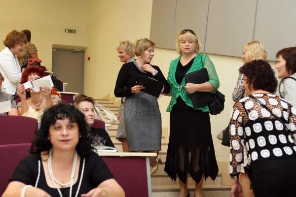 Vilniaus pedagogai bus apdrausti nuo nelaimingų atsitikimų darbe