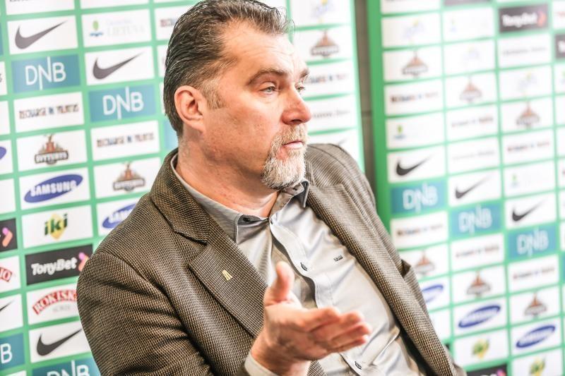 A. Sabonis: krepšinio federacija palaiko M. Balčiūną