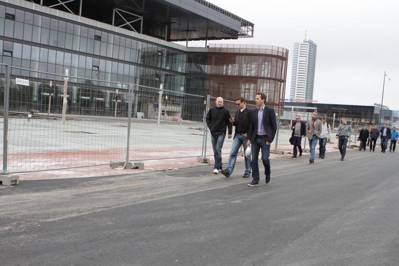 """""""EuroBasket 2011"""": šalių komandų atstovai gyrė Klaipėdą (papildyta)"""