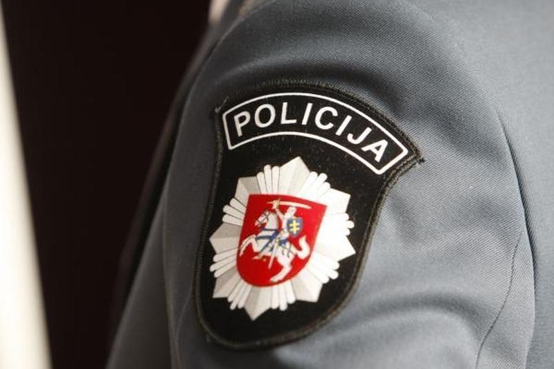 Šalies suvestinėje - policijos darbuotojų šeimoje kilęs konfliktas