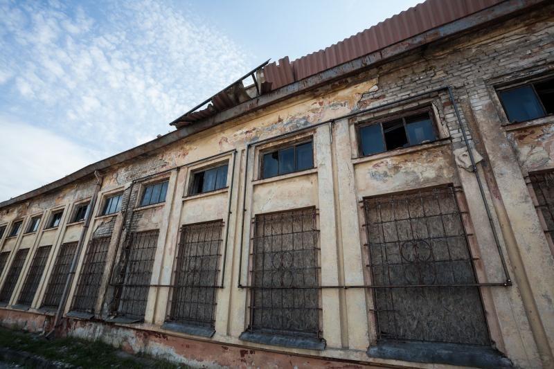"""Vilniaus centrą siekiama """"išvalyti"""" nuo apleistų pastatų"""