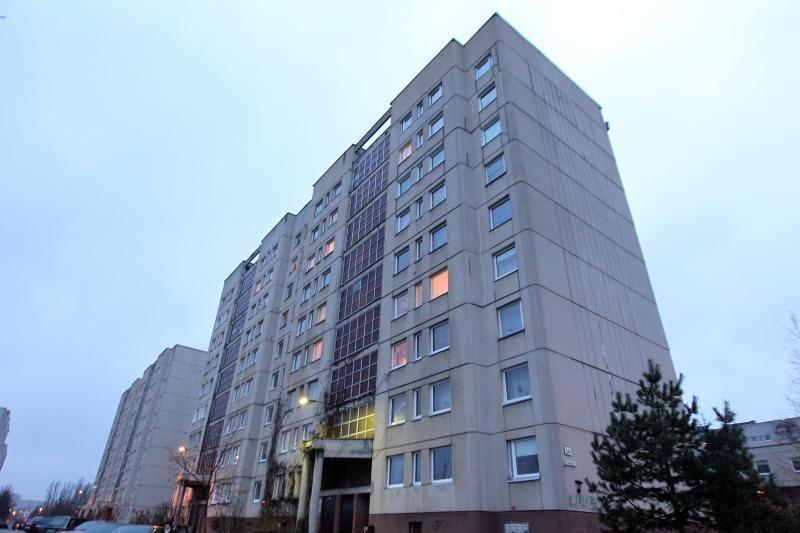 Vilniuje iš aštunto aukšto iškrito moteris