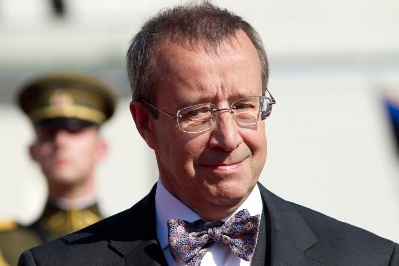 Estijos prezidentas: Taliną ir Vilnių sujungs greitasis traukinys