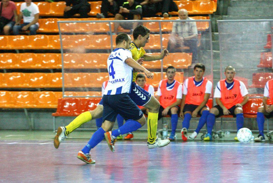 Salės futbolas