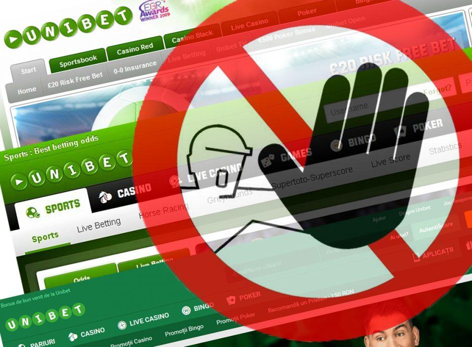 Nelegalūs lošimai internete: tarnyba tik imituoja kovą