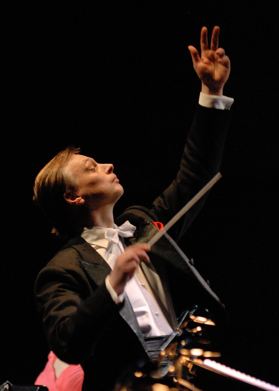 Dirigentas: malonu, kad tenka išgirsti ne vieną gerą atsiliepimą po mūsų pasirodymų