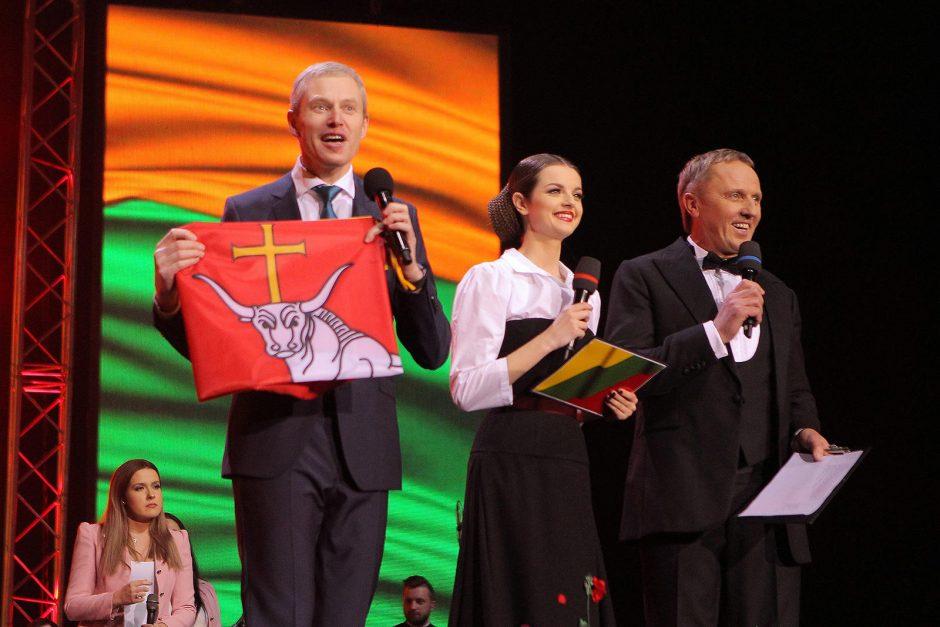 """Šventinis koncertas """"Žalgirio"""" arenoje"""