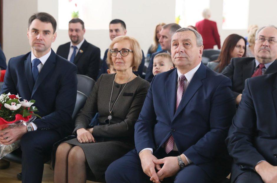 Vasario 16-ąją įteikti Kauno rajono garbės ženklai