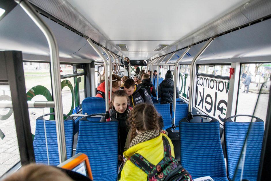 Žemės dienos minėjimas Kaune