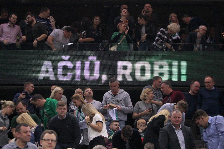 """Eurolyga: """"Žalgiris"""" – """"Crvena zvezda"""" 78:76"""