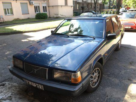 Skelbimas - Volvo 740 GL