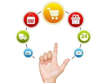 Skelbimas - Elektroninių parduotuvių kūrimas