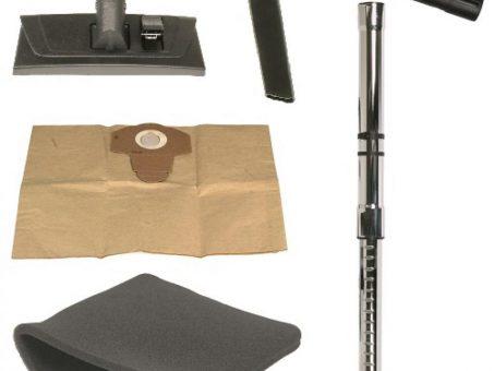 Skelbimas -  Universalus siurblys 1400W Caramba CP-WDE 2314-S Inox