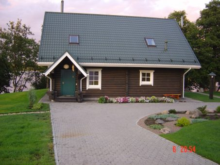 Skelbimas - Rąstiniai namai