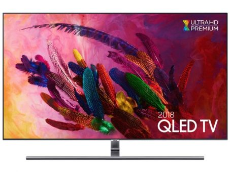 Skelbimas - Samsung QE75Q7FNATXXH QLED televizorius