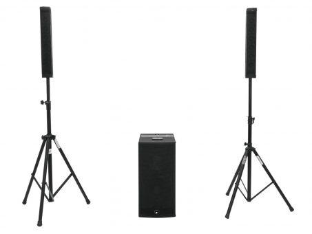 Skelbimas - Aktyvios garso kolonelės