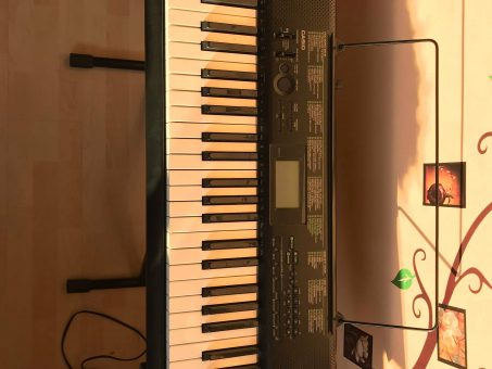 Skelbimas - Yamaha, CASIO, CTK-1100