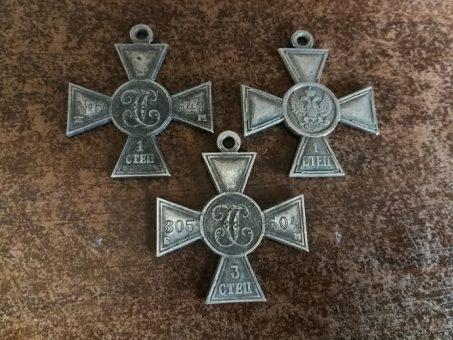 Skelbimas - caro medaliai