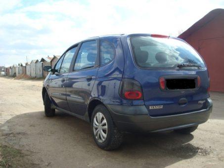 Skelbimas - Renault Scenic