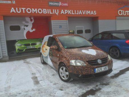 Skelbimas - Kavos Automobilis Queen Bean Visoje Lietuvoje