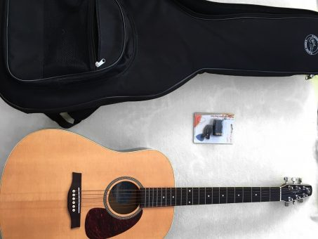 Skelbimas - Parduodu Seagull S6 Spruce akustinę gitarą