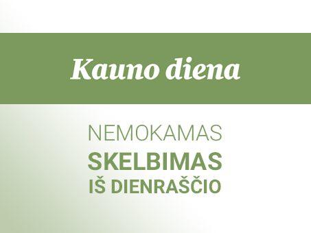 Skelbimas - Kaune, Aleksote, netoli centro tvarkinga, privati valda, 2 kamb.