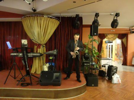 Skelbimas - Saksofono melodijos Jums