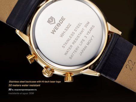 Skelbimas - WEIDE patraukli klasika firminėje dėžutėje