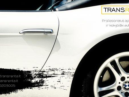 Skelbimas - Automobilių nuoma TRANSRENTA.LT