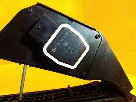 Skelbimas - Akseleratoriaus pedalas