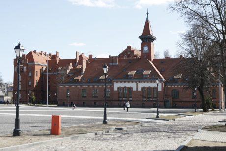 Klaipėdos universitetas keičia strateginę kryptį