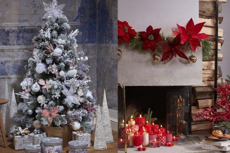 Kalėdinės mados: kokios namų puošybos tendencijos vyrauja šįmet?