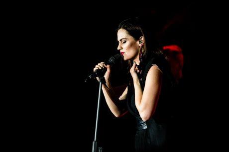 Dainininkė Jurga: pasiilgau koncertų, muzikantų ir pokalbio su publika