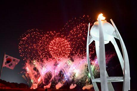 Olimpiados uždarymo ceremonija