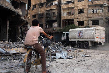 """F. Hollande""""as: Turkijos operacija Sirijoje gali labiau eskaluoti konfliktą"""