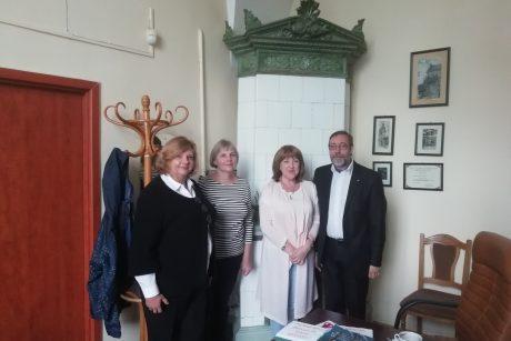 Lituanistinio dokumentinio paveldo paieškos Ukrainos archyvuose