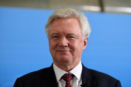 D. Davisas ir Briuselis dėl Britanijos išstojimo iš ES kalba skirtingai
