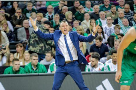 Š. Jasikevičius: serija prasideda tada, kai laimi išvykos komanda