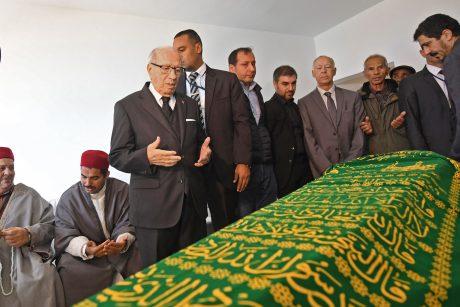 Tunise atsisveikinama su mados kūrėju A. Alaia