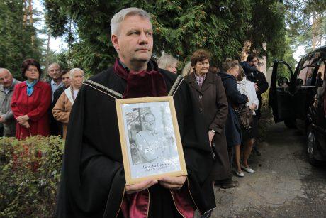 Kaune į paskutinę kelionę išlydėtas L. Donskis