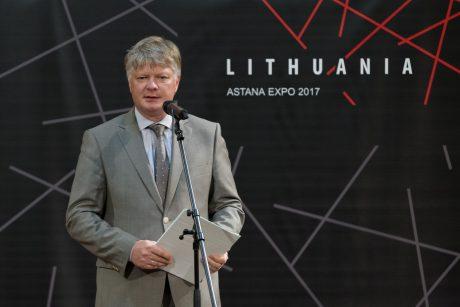 """Lietuvos pasiruošimas parodai """"EXPO 2017"""""""