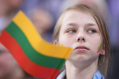 Ledo ritulys: Lietuva – Kroatija 3:0