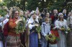 Verkių regioniniame parke – Rasos šventė