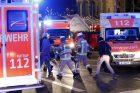Berlyne sunkvežimis įvažiavo į žmonių minią