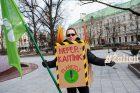 Pasaulinio jaunimo klimato streikas Vilniuje