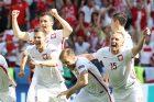 Euro 2016: Lenkija – Šveicarija 5:4